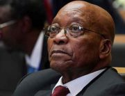 Police Raid House Of Zuma's Allies In Graft Probe