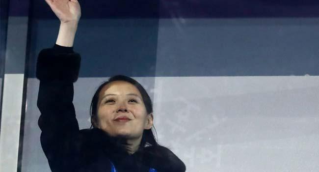 Kim Jong Un's Sister In Historic Visit To South Korea