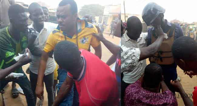 Naval, Police Officers Wounded As Communities Clash In Kwara