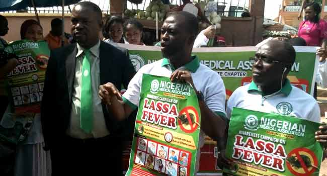 Medical Doctors Stage Awareness Campaign On Lassa Fever