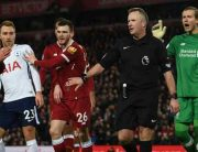 Liverpool Vs Tottenham: Referee Moss Admits Penalty Question Mistake