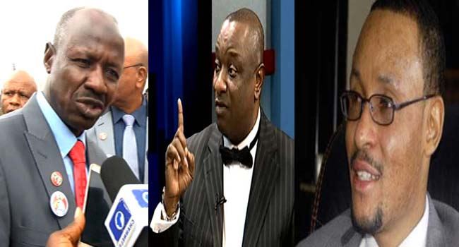 FG Queries Magu, Keyamo Over Corruption Charges Against CCT Boss