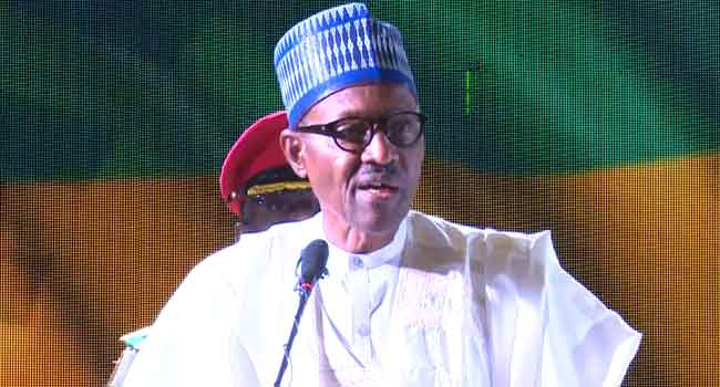 President Buhari Calls For Immediate Action To Save Lake Chad