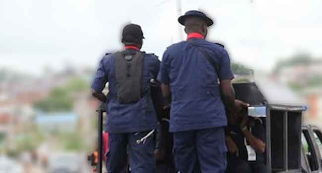 Image result for images of NSCDC official