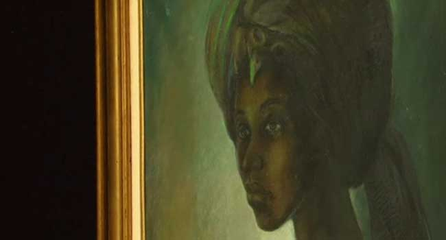 Iconic Nigerian painting found in London after 44 years