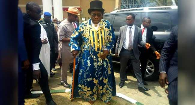 Obasanjo Inaugurates Specialist Hospital In Bayelsa