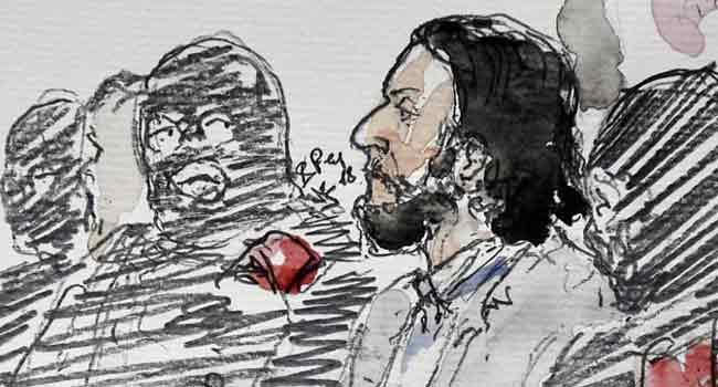 Belgian Court Jails Paris Suspect For 20 Years