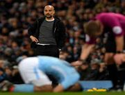 Guardiola Unsure How Long Aguero Will Be Out