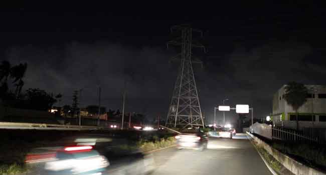 Power Station Explosion Plunges Puerto Rico Into Darkness