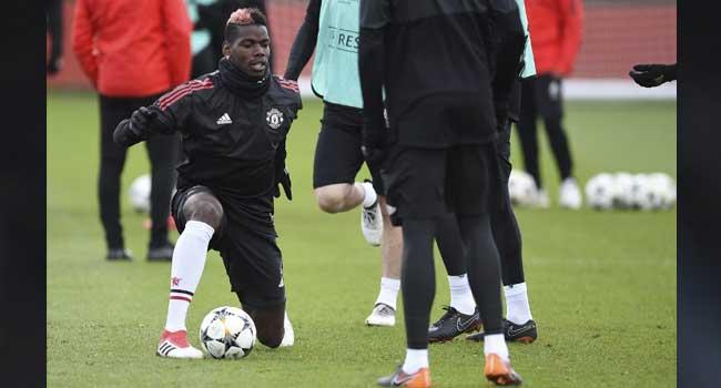 Mourinho Plays Down Pressure On Pogba