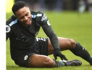 Sterling Miss CostManchester City Win At Burnley