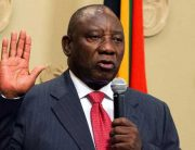 Ramaphosa Replaces Zuma As South African President
