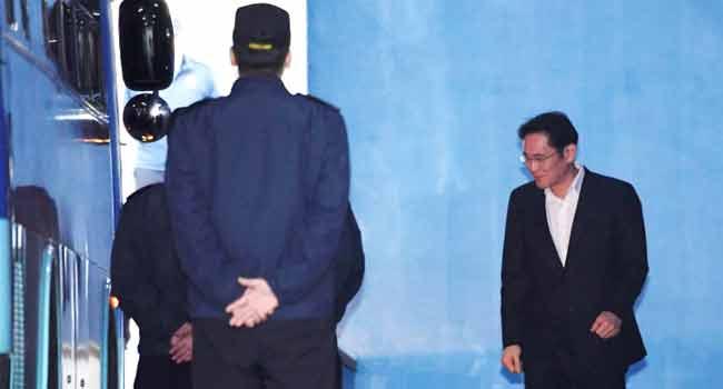 South Korea Appeals Court Frees Samsung Heir