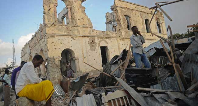 38 People Dead As Car Explosion Rocks Somalia Presidential Palace