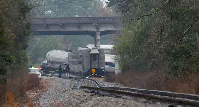 Two Dead, More Than 100 Hurt In South Carolina Train Crash