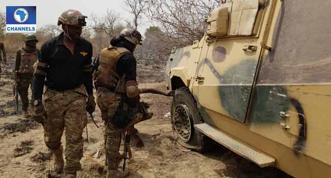 Troops Kill Five Suspected Boko Haram Terorrists, Arrest Two Others