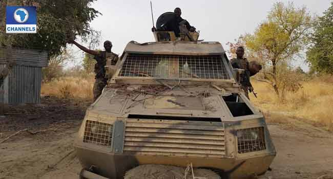 Troops Neutralise More Boko Haram Terrorists In Sambisa, Rescue 46 Hostages