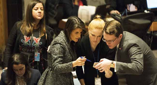 UN Security Council Meets To Vote On Syria Ceasefire