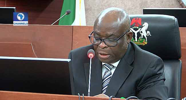 Appeal Court Dismisses Onnoghen's Suit To Stop His Trial At The CCT