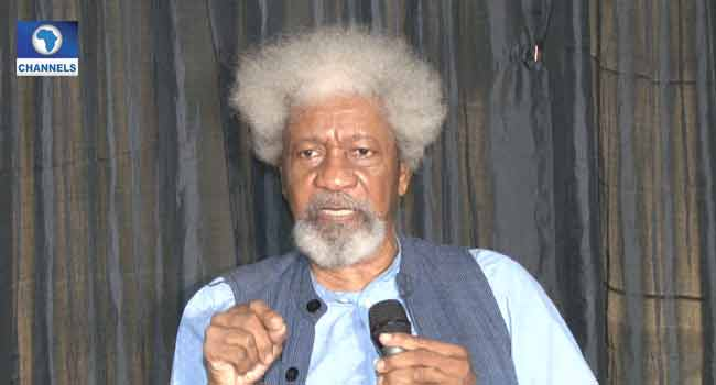 Nothing That Sowore Has Done Suggests A Violent Overthrow Of Government – Soyinka