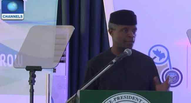 Nigerian Maritime University To Commence Lectures In April – Osinbajo