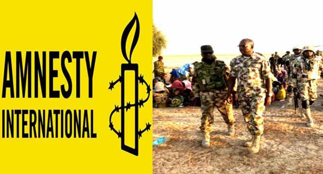Dapchi Abduction: Nigerian Army Describes Amnesty's Claims As 'Outright Falsehood'