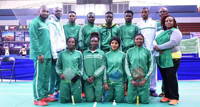 Nigeria Wins Five Medals In Algeria
