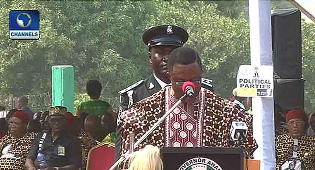 Ekwueme's Death A Raw Pain Only God Can Heal – Obiano