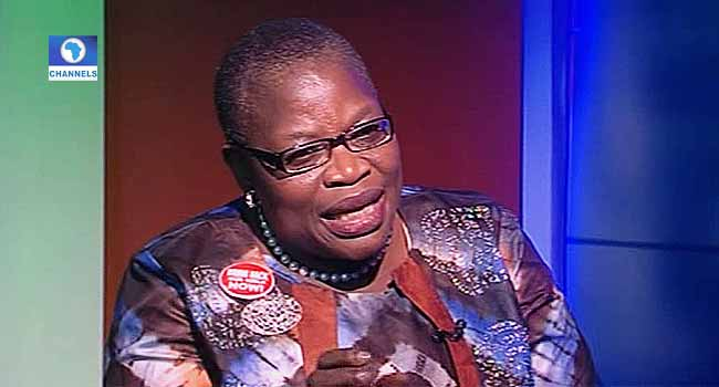 Ezekwesili Defends 'Red Card' Movement, Says Era Of Two-Party System Is Over