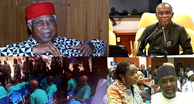 Week In Review: Ekwueme's Burial, Adeosun/Gwarzo Face Off And More