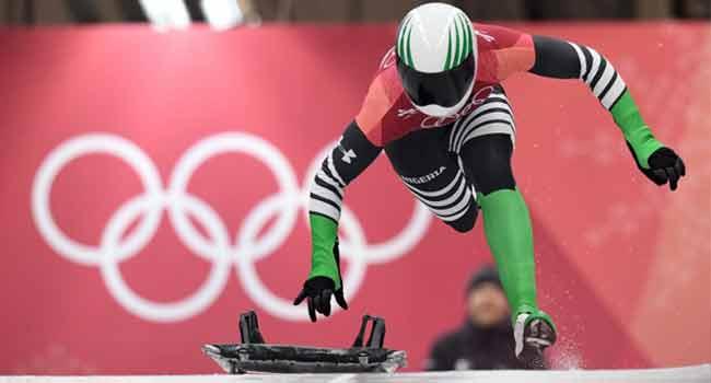 Nigeria's Adeagbo Has Bumpy Ride Into Olympic History
