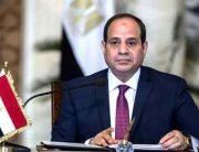 Egyptians To Vote Monday, Sisi Anticipates Re-election