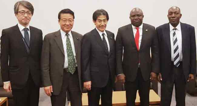 Ambode wants Japanese investors to invest in Lagos
