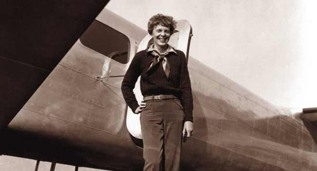 News Study Reveals Pacific Island Bones Are Likely Those Of Amelia Earhart