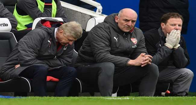 No Respite For Wenger As Brighton Defeat Arsenal