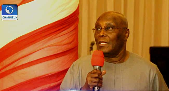 Nigeria Needs A Government Which Understands How To Run The Economy – Atiku (Full Statement)