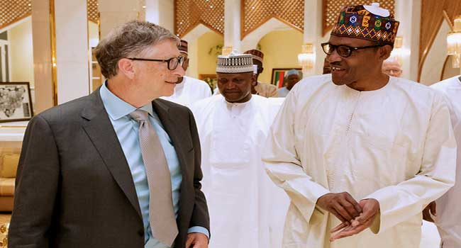 FG's Growth Plan 'Doesn't Fully Reflect People's Needs', Says Bill Gates
