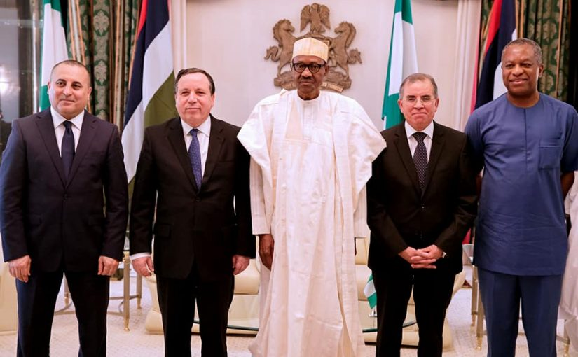 We Are Trying Very Hard To Provide Jobs For Our Youths, Says Buhari