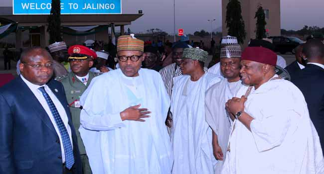 Security: APC's Worst Critics Will Agree We Have Tried, Says Buhari