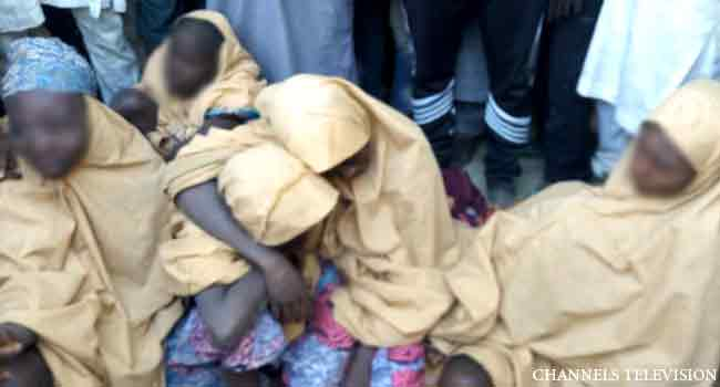 Christian Dapchi Girl Set To Be Released By Boko Haram - IGP