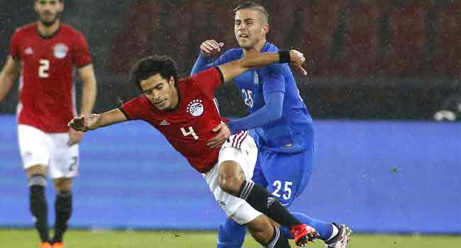 Salah-less Egypt Lose To Greece In World Cup Warm-up