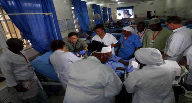 Boko Haram: ICRC Provides Free Surgery For Bomb Attack Survivors