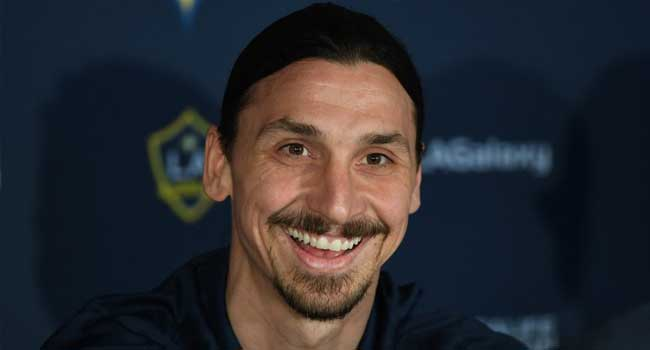 Ibrahimovic On Bench For Los Angeles Derby