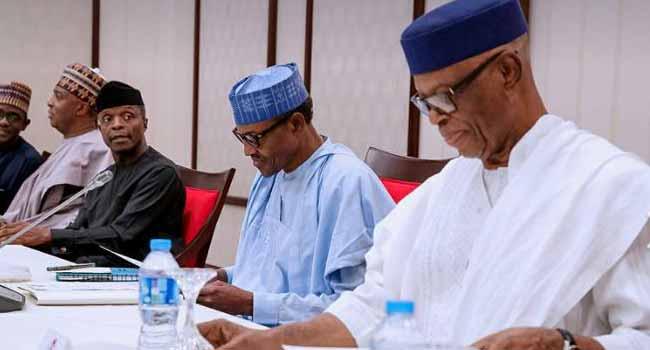 APC Caucus Meeting Addressed Issues Of True Federalism – Oyegun
