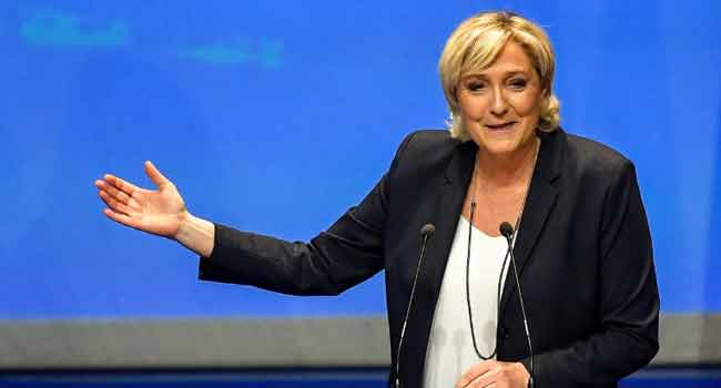 France's Le Pen Proposes Far-right Rebranding