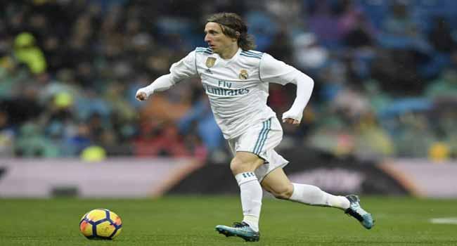 Real Madrid's Luka Modric Charged With False Testimony