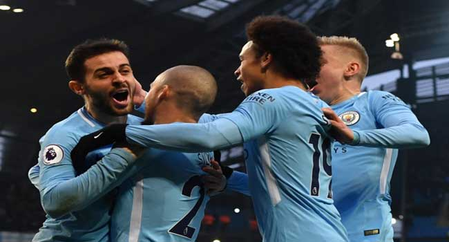 Man City Defeat Chelsea To Open 18-Point Premier League Lead