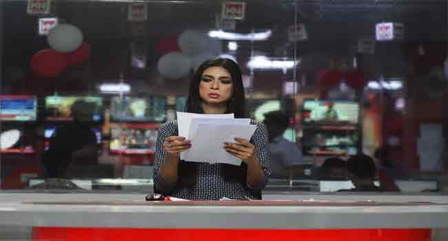 Pakistan's First Transgender News Anchor Makes Headline