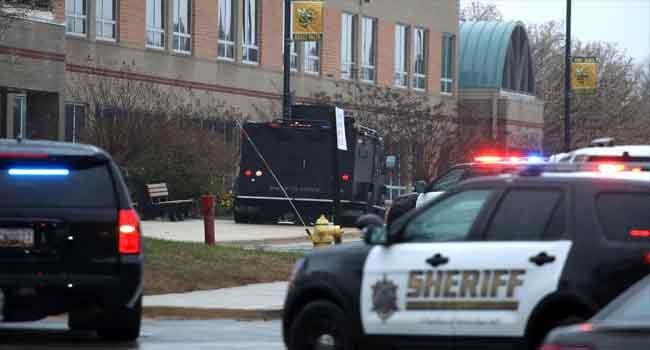 Maryland School Shooter Dead – Sheriff