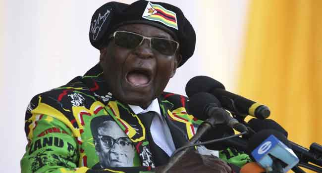 Mugabe Vows Not To Vote For Successor In Zimbabwe Polls
